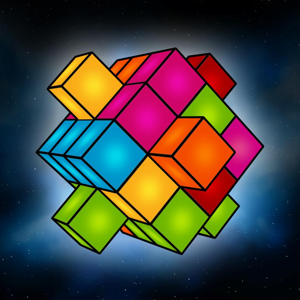 Polyform (3D головоломка с кубиками)