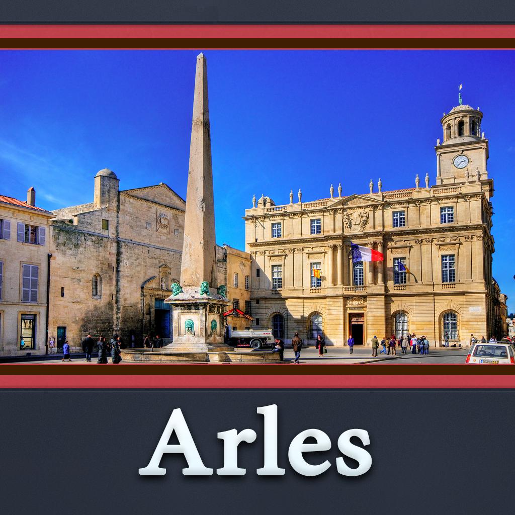 Arles Offline Travel Guide